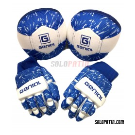 Pack Initiation Genial MAX 2 Pieces Blue White