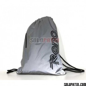 Tasche-Rucksack Reno Silber