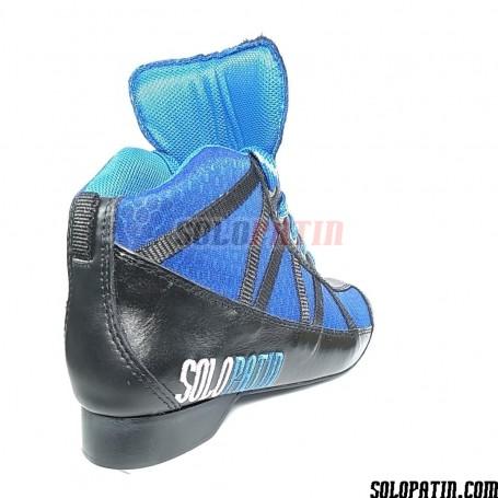 Botas Hockey Solopatin PRO Azul