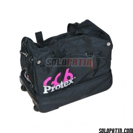 Bolsa Trolley GC6 Protex Junior Negro
