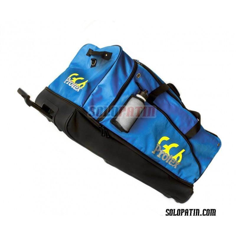Bossa Trolley GC6 Protex Keeper Blau