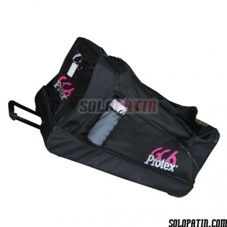 Trolley-Tasche GC6 Protex Keeper Schwarz