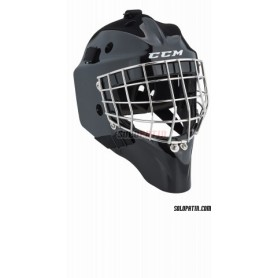 Máscara Hockey CCM GF 7000 NEGRO