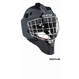 Rollhockey Maske CCM GF 7000 SCHWARZ