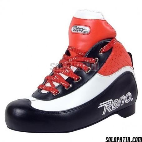 Botas Hockey Reno WAVE Rojo