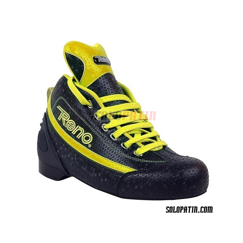 outlet store 29f83 36c91 Rollhockey Schuhe Reno BEECOMB Gelb - SOLOPATIN.COM