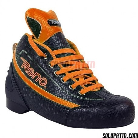 Rollhockey Schuhe Reno BEECOMB Orange