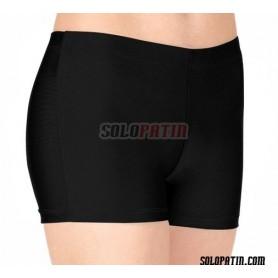 Pantalón Short Negro
