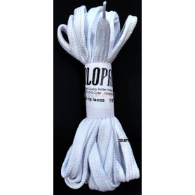 Hockey Solopatin White Pair of Laces
