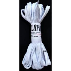 Par de cordones Hockey Solopatin Blanco
