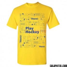 Rollhockey T-Shirt Reno PlayHockey