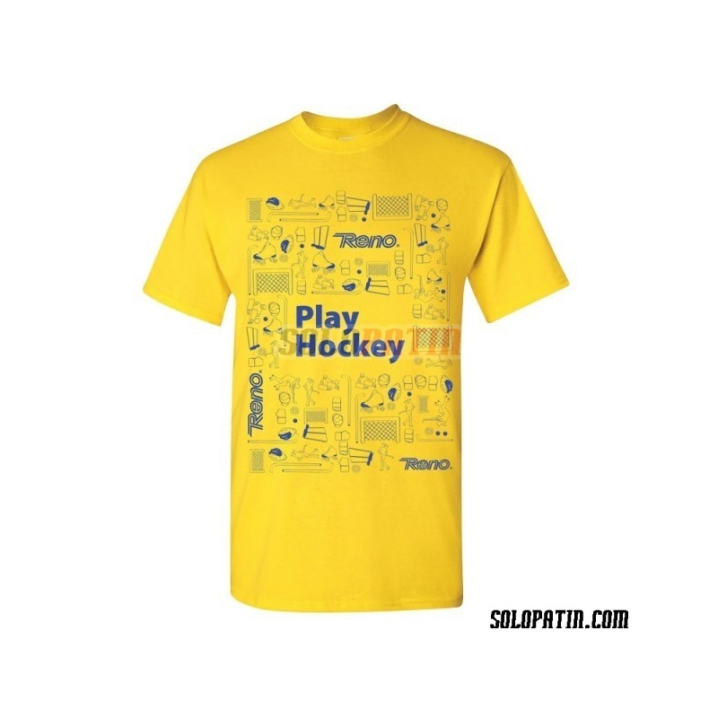 Samarreta Hoquei Reno PlayHockey