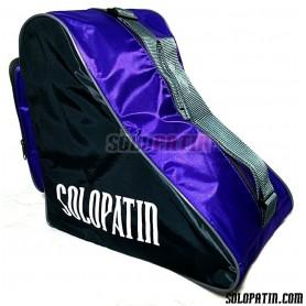 CUSTOMISED Solopatin LILA shoulder bag