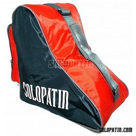 CUSTOMISED Solopatin RED shoulder bag