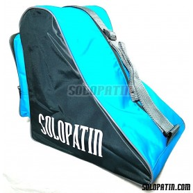 CUSTOMISED Solopatin TURQUOISE shoulder bag