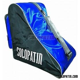 CUSTOMISED Solopatin ROYAL BLUE shoulder bag