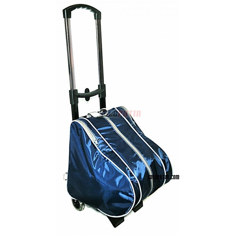 Trolley CUSTOMISED Solopatin NAVY BLUE