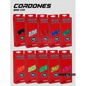 Juego Cordones Hockey Genial