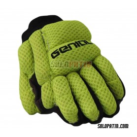 Gloves Genial Mesh Mini Fluor Yellow