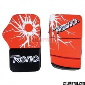 Goalkeeper Gloves Reno Professional Broken Glass