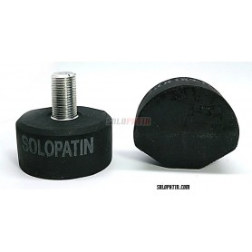 Hockey Toe Stops Solopatin BLACK