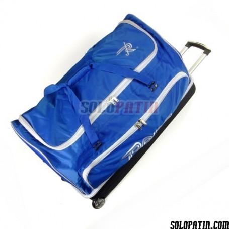 """Hockey Trolley Bag """"Pilgrim"""" Reno Royal Blue"""