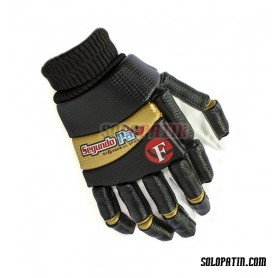 Guantes Hockey Segundo Palo GOLDEN