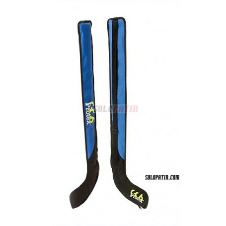 Bolsa Porta-Sticks Hockey GC6 Protex Azul