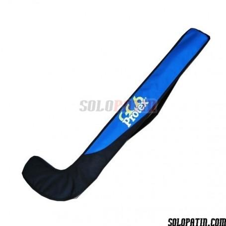 Bossa Porta-Sticks Hoquei GC6 Protex Blau