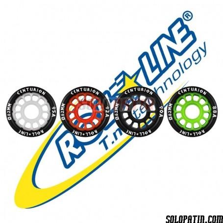 Hockey Wheels Roll-Line Centurion 90A