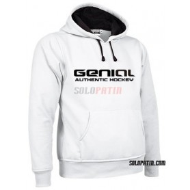 "Hoodie GENIAL ""Authentic Hockey"""