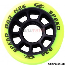 Rollhockey Rollen JET SPEED 93A
