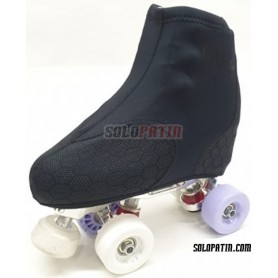 Skates Cover Black NEOPRENE QueenSkate