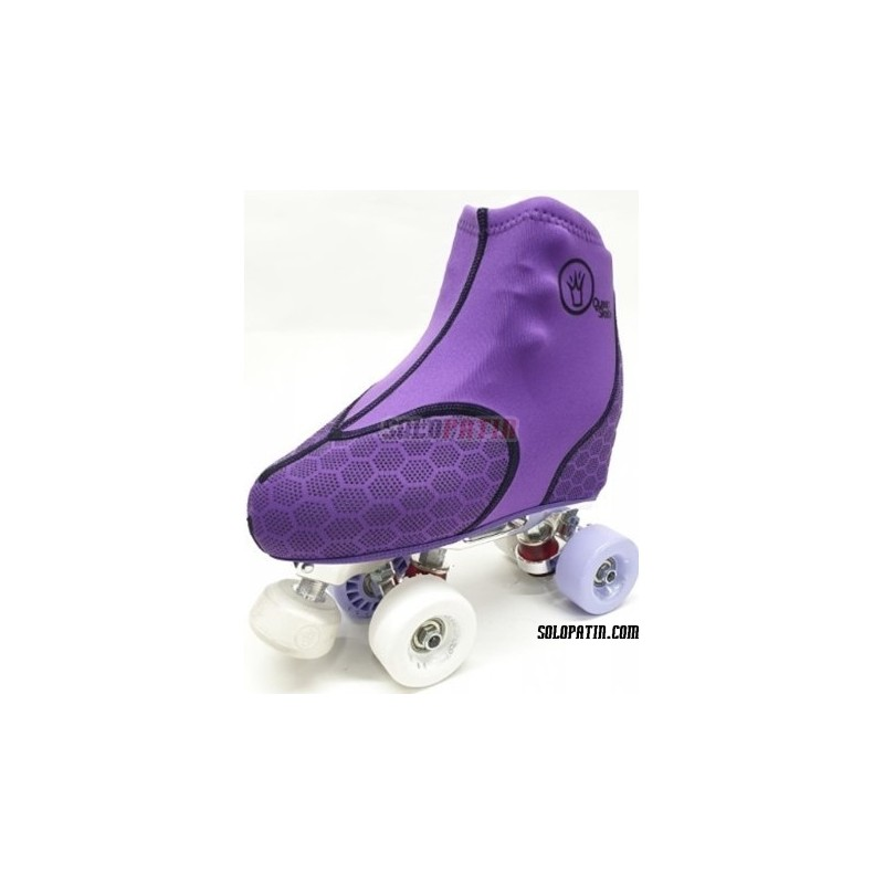 Copripattini Lilla NEOPRENE QueenSkate