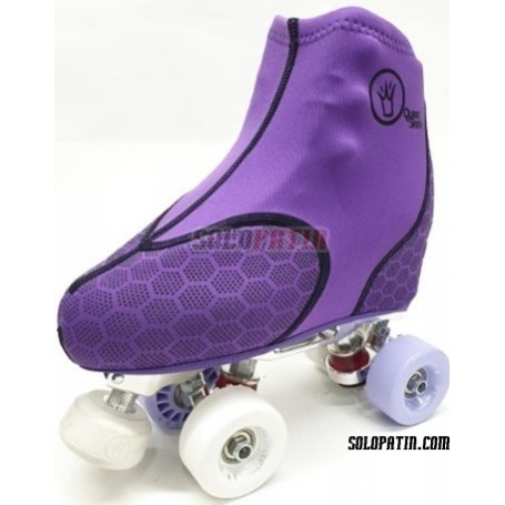 Skates Cover Purple NEOPRENE QueenSkate
