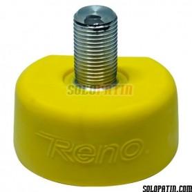 Hockey Toe Stops Reno Professional Yellow