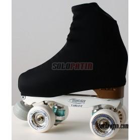 Skates Cover Black SOLOPATIN