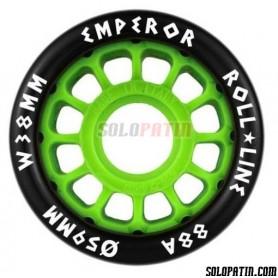 Rodas Roller Derby Roll-Line Emperor 88A