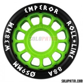 Roller Derby Wheels Roll-Line Emperor 88A