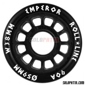 Roller Derby Wheels Roll-Line Emperor 90A