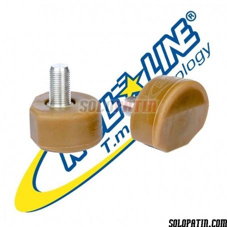 Frenos Roller Derby Roll-Line Super Professional Natural-Ambar ROSCA AMERICANA