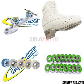 Edea FLY + Roll-line MISTRAL + GIOTTO + ABEC 9