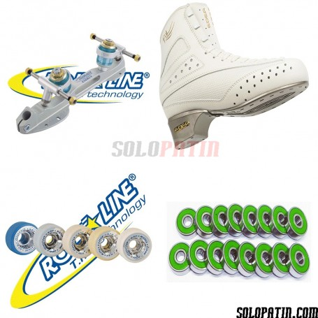 Edea FLY + Roll-line ENERGY Steel + GIOTTO + ABEC 9