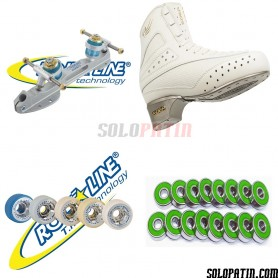 Edea FLY + Roll-line ENERGY Titanium + GIOTTO + ABEC 9