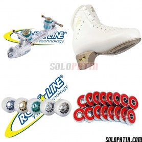 Edea CLASSICA + Roll-line MISTRAL + ICE + ABEC 7