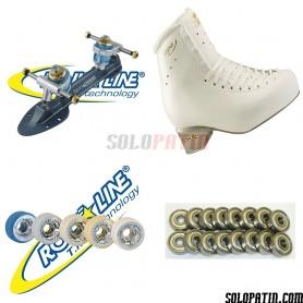 Edea CHORUS + Roll-line SPIN + GIOTTO + ABEC 1