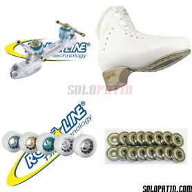 Edea CLASSICA + Roll-line MISTRAL + ICE + ABEC 1
