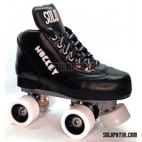 Patins Complets Solopatin Best NOIR Roll line MIRAGE 2 Roues SPEED