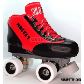 Patins Complets Solopatin Best ROUGE Roll line MIRAGE 2 Roues SPEED