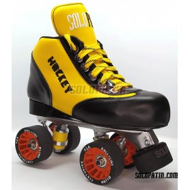 Hockey Solopatin YELLOW BEST Aluminium Roll line CENTURION Wheels